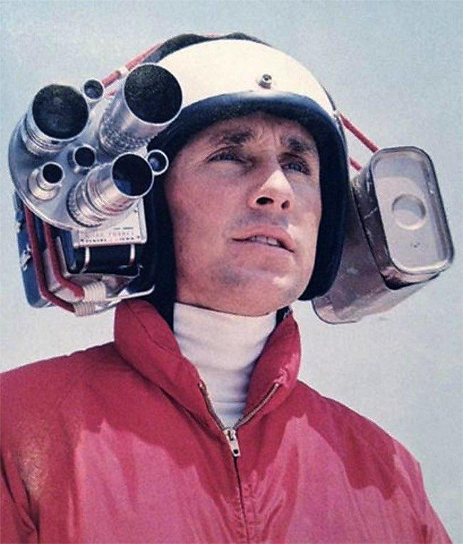 , Avant GoPro, il Fallait Etre Fou pour Filmer des Sports Extremes