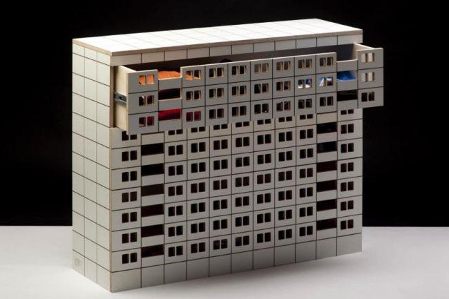 , Ces Bâtiments HLM sont des Meubles au Design Urbain