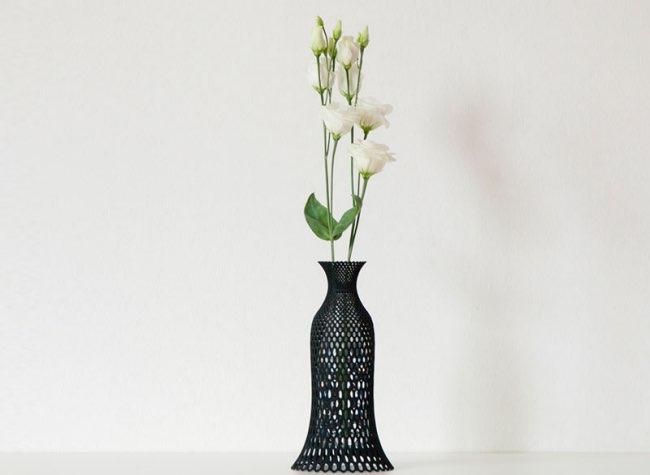 , Libero Transforme vos Bouteilles Plastique en Vase 3D