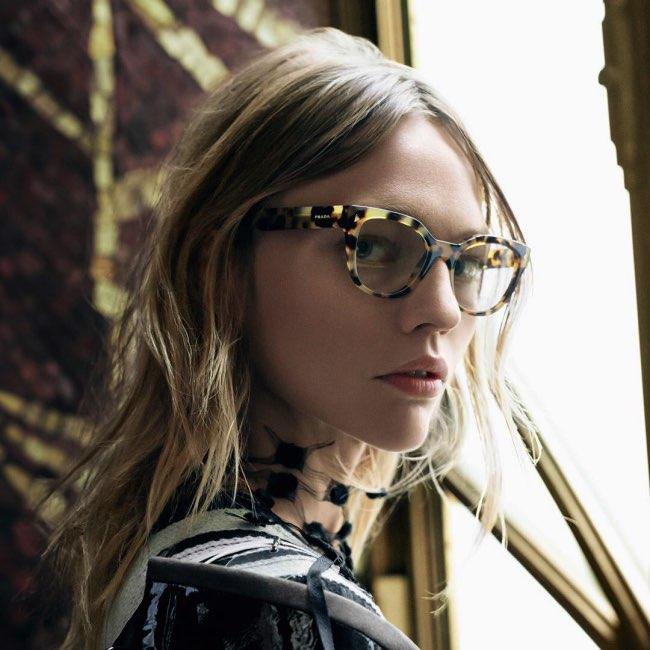 , Lunettes Prada Eté 2016, Style et Elégance pour Elle et Lui