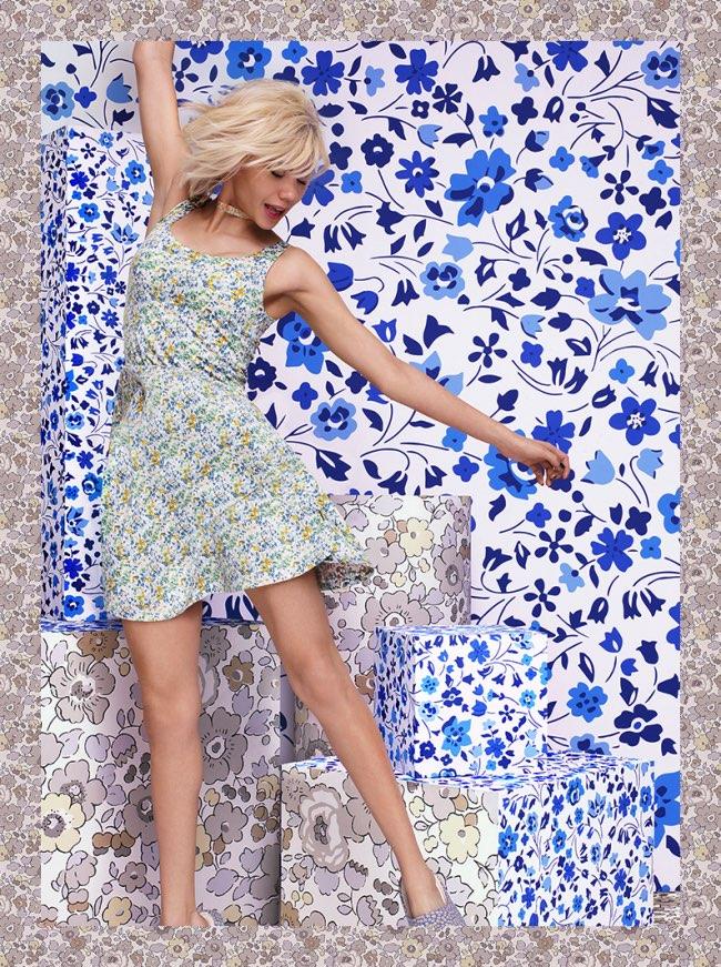 , Uniqlo x Liberty London Fêtent le Printemps avec des Fleurs