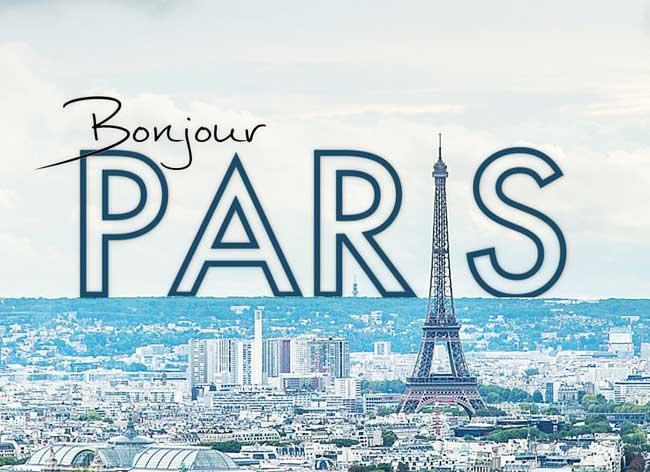 , Visiter Paris en 2 Minutes et en Hyperlapse ça Décoiffe ! (video 4k)