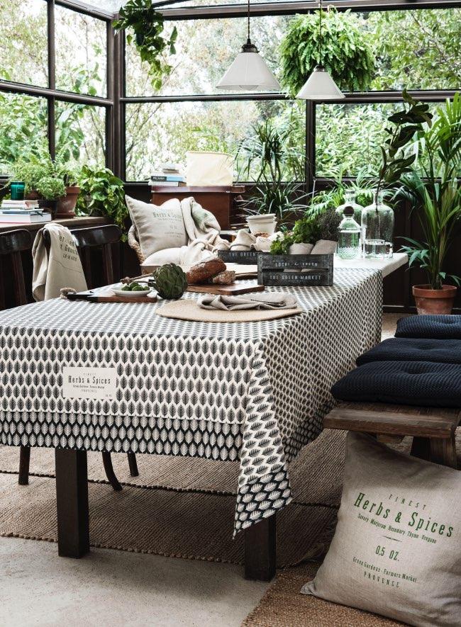 hm home maison printemps 2016 campagne 2 - Les Plantes Investissent la Maison chez H&M Home