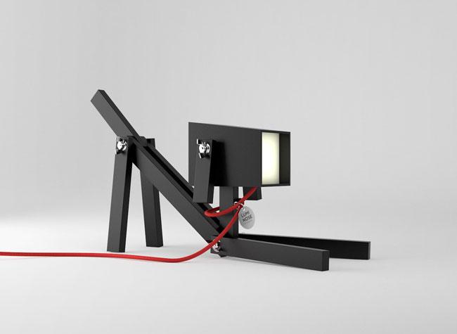 luminoselamp dog lampe table chien design 2 - Dog Lamp, la Lampe de Table qui a du Chien