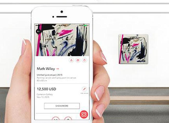 , Identifier les Oeuvres d'Art avec l'APN du Smartphone (video)
