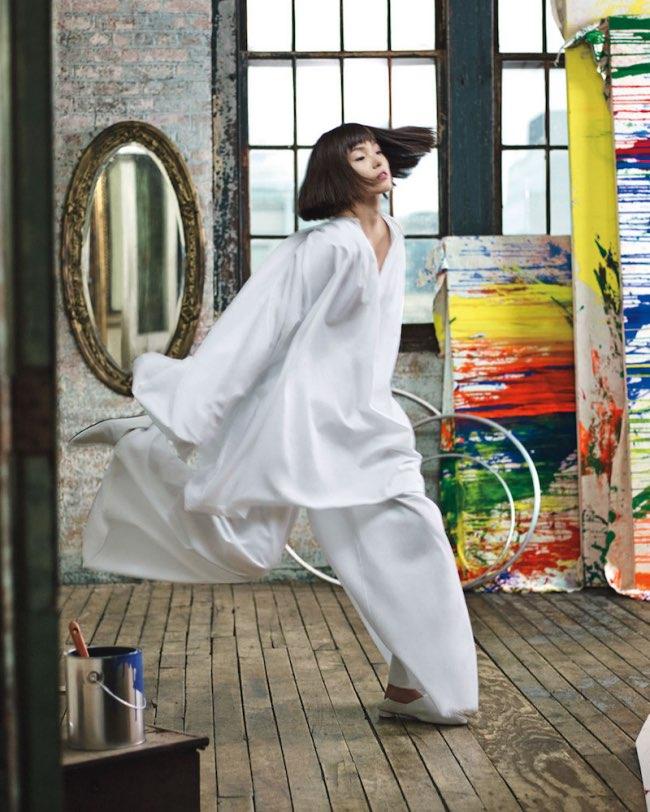 neiman marcus art fashion printemps 2016 5 - Une Mode en Rythme et en Couleurs pour Neiman Marcus