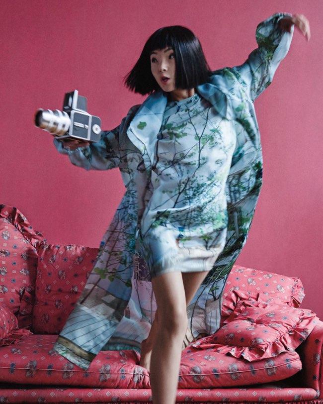 neiman marcus art fashion printemps 2016 6 - Une Mode en Rythme et en Couleurs pour Neiman Marcus
