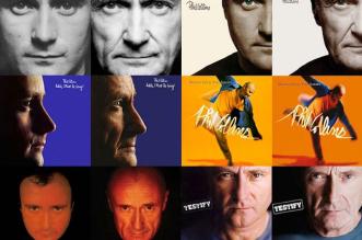phil collins album remasterise avant apres 2016 1 331x219 - Phil Collins Refait les Photos de ses Plus Populaires Albums (Avant et Après)