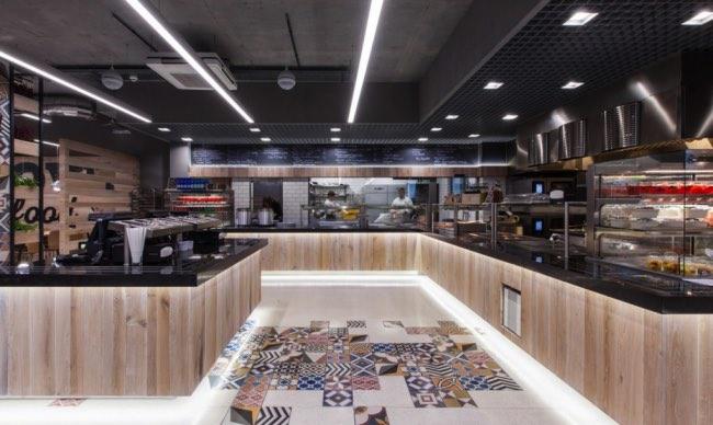 , Lidl Ouvre son Premier Restaurant Ecolo Chic en Pologne