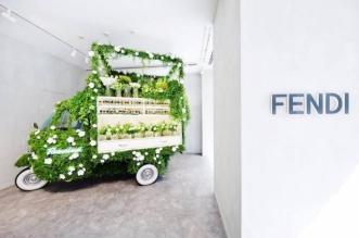 scooter-piaggio-ape-flower-shop-fendi-0