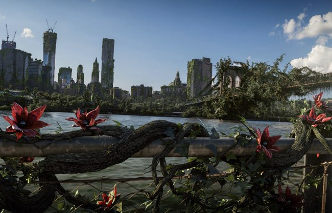 , La Nature Envahit New York et la Transforme en Jungle Verdoyante (video)