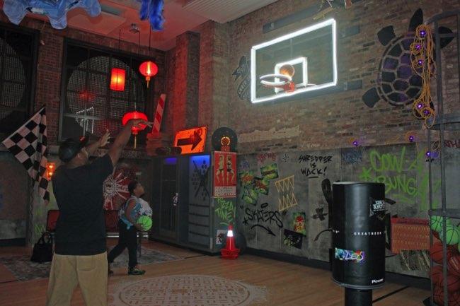 , La Planque des Tortues Ninja à Manhattan est à Louer sur Airbnb