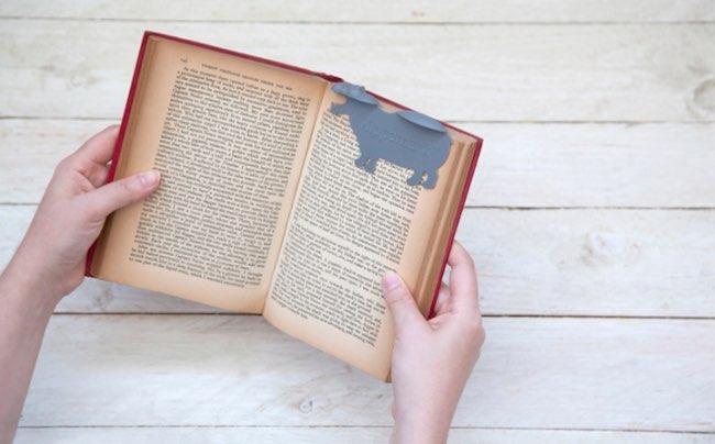 , Ces Animaux Marque-Pages Veillent Jalousement sur votre Livre