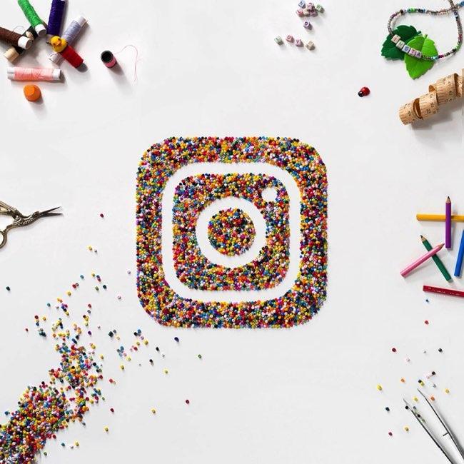 , Quand les Artistes Revisitent le Nouveau Logo Instagram