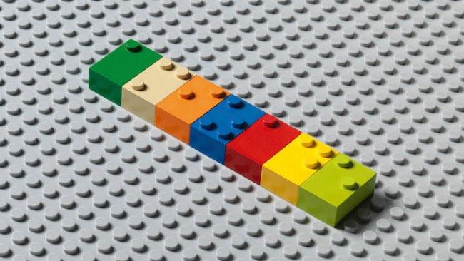 braille bricks lego apprentissage 1 - Briques Braille pour Apprendre aux Enfants Aveugles à Lire (video)
