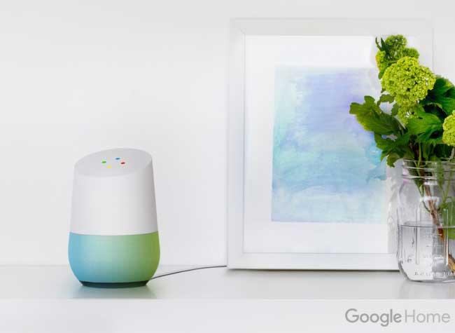 google home assistant vocal connecte 3 - Avec Home, Google veut prendre le Contrôle de la Maison (video)