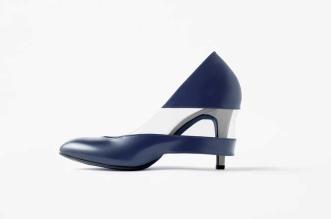 nendo skirt shoes escarpins jupe talons chaussures 7 331x219 - Le Studio Nendo Met des Jupes à ses Elegants Escarpins