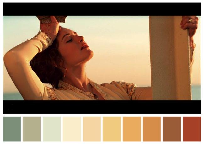 , Les Films Cultes Affichent leur Palette aux Couleurs Pantone