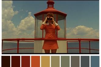 palette couleurs pantone cinema films 6 331x219 - Les Films Cultes Affichent leur Palette aux Couleurs Pantone