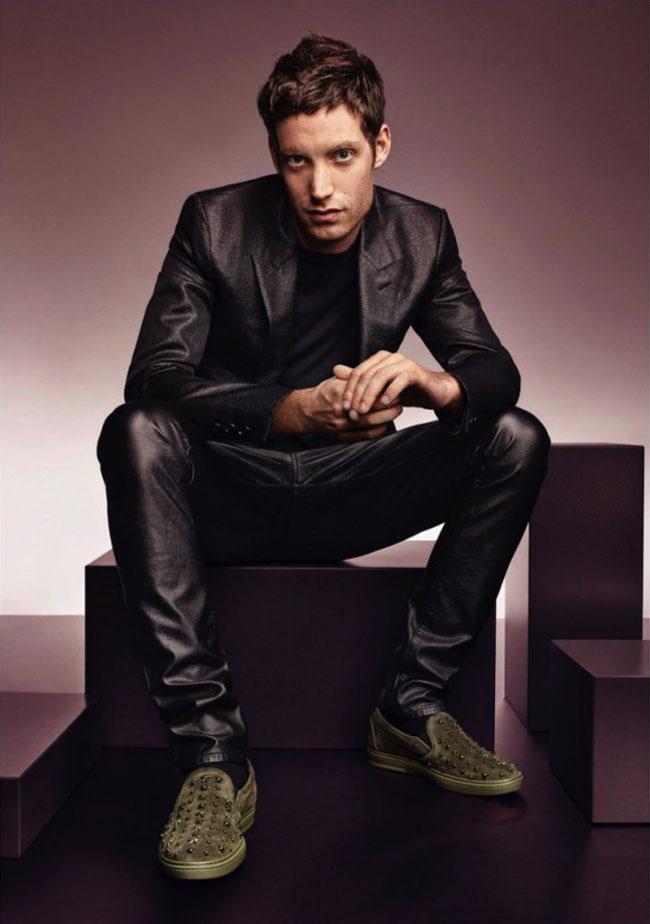 , Jimmy Choo Met à l'Affiche de sa Campagne le Fils de Mike Jagger