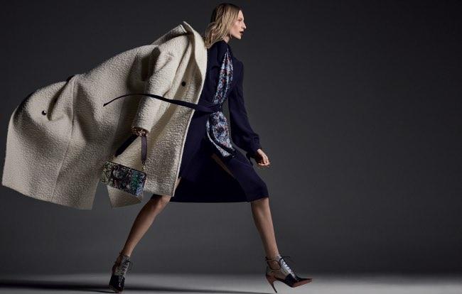 , Un Hiver 2016 Chic et Dynamique pour Dior Femme