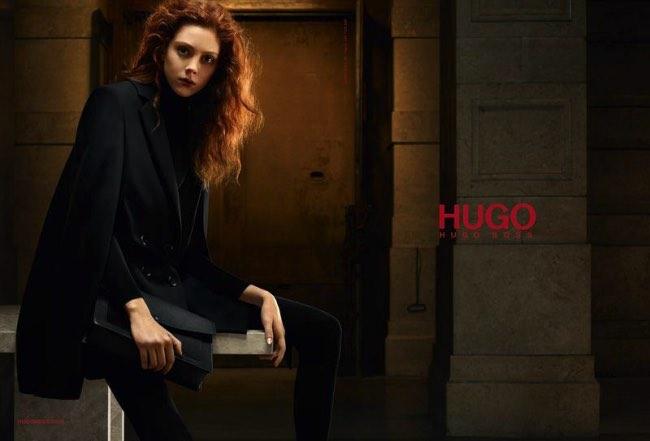 , Un Hiver 2016 2017 bien Mystérieux chez Hugo Boss
