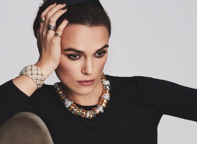 , Keira Knightley de Retour chez Chanel pour Coco Crush
