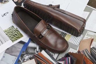 marc thorpe tods giulio cappellini mocassins 5 331x219 - Marc Thorpe Revisite les Chaussures de Conduite Tod's