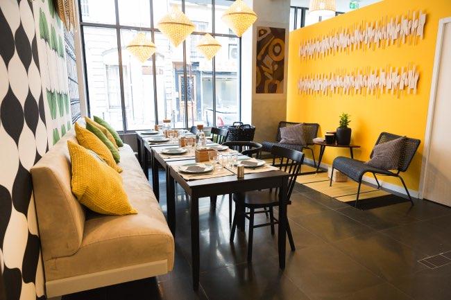 , Ikea Ouvre à Paris son Restaurant Éphémère et Solidaire