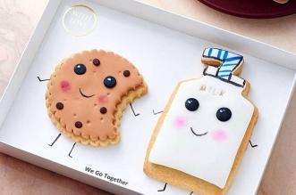 cookies gateaux personnages food art whimsical cake 7 331x219 - Dites-le avec ces Adorables Gâteaux à la Bouille Expressive