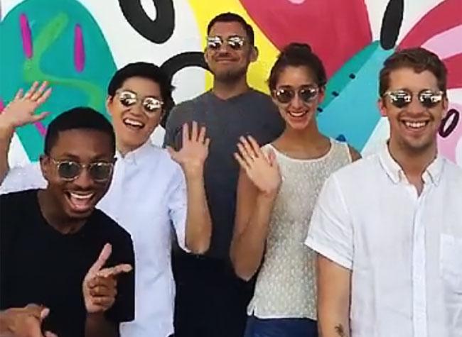 , Lunettes de Soleil Snapchat chez Warby Parker