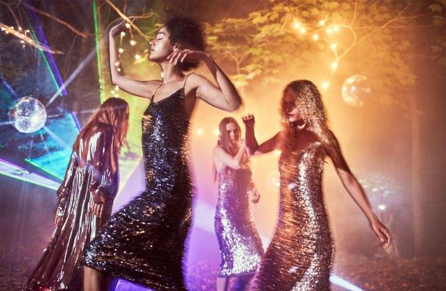 , Escapade en Foret pour Zara Femmes Hiver 2016