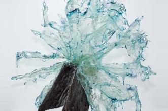 annaluigia boeretto annalu sculpture liquide art 1 331x219 - Ces Eclaboussantes Sculptures Liquides sont en Résine
