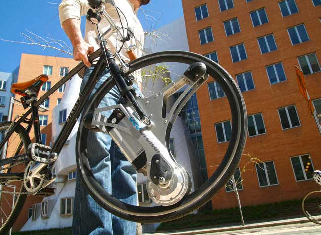 geoorbital, Le Million pour cette Roue qui Transforme votre Vélo en Vélo Electrique