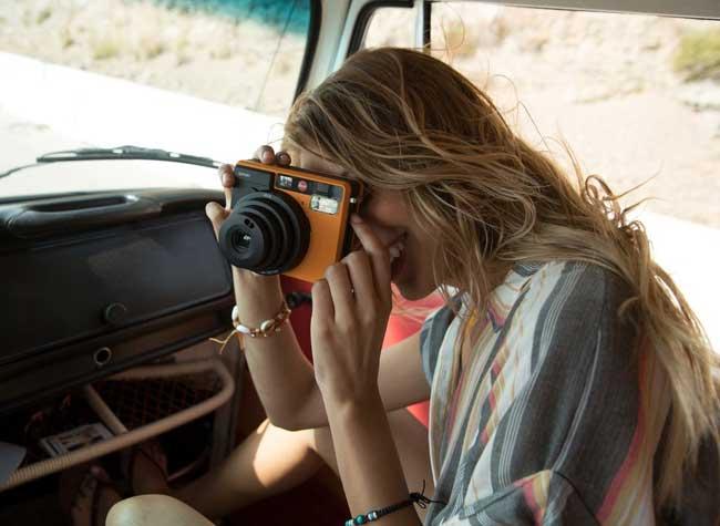 , Leica Sofort, la Photo à Développement Instantané c'est Maintenant