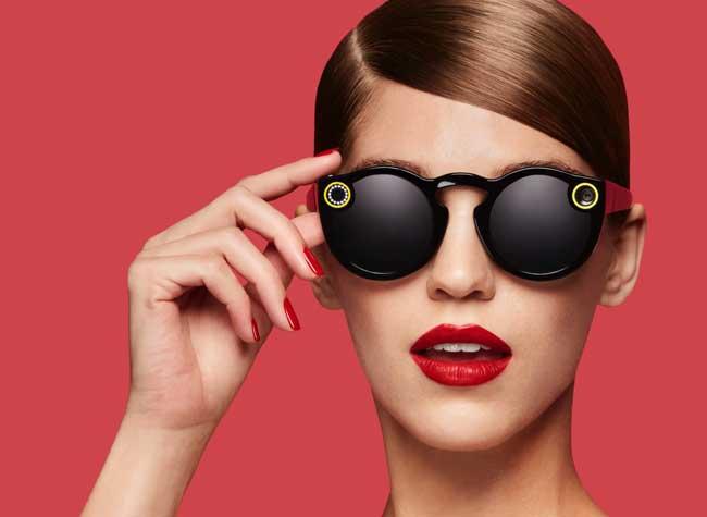 lunettes soleil connectees camera snapchat spectacles 7 - Les Lunettes de Soleil Connectées Snapchat Disponibles en France (video)