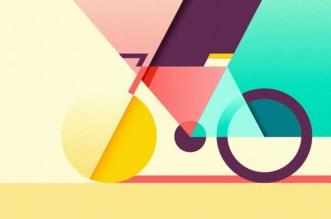 ray oranges illustrations art geometrique vectorielles 1 331x219 - Illustrations Géométriques Retro aux Couleurs Vivifiantes