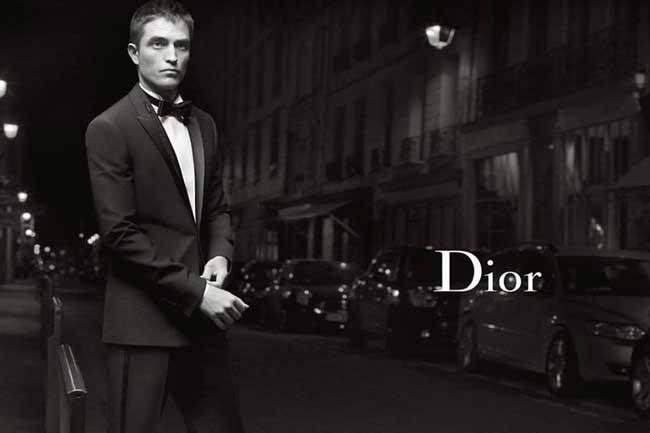, Pour Dior Ete 2017 Robert Pattinson Joue les James Bond