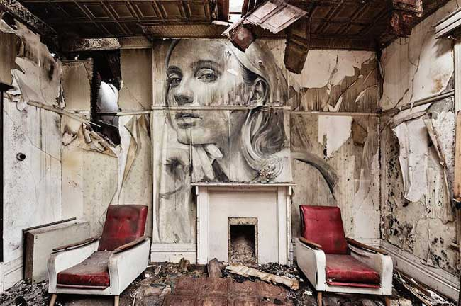 empty-tyrone-rone-wright-street-art-portraits-femme-2