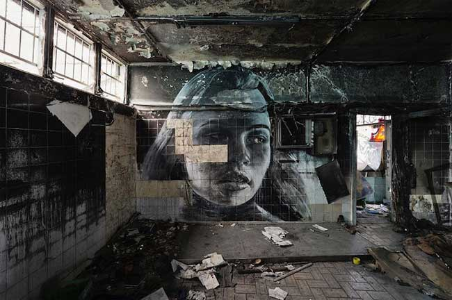 empty-tyrone-rone-wright-street-art-portraits-femme-6