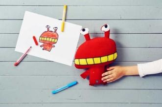 ikea-peluches-enfants-personnalisees-dessins-2