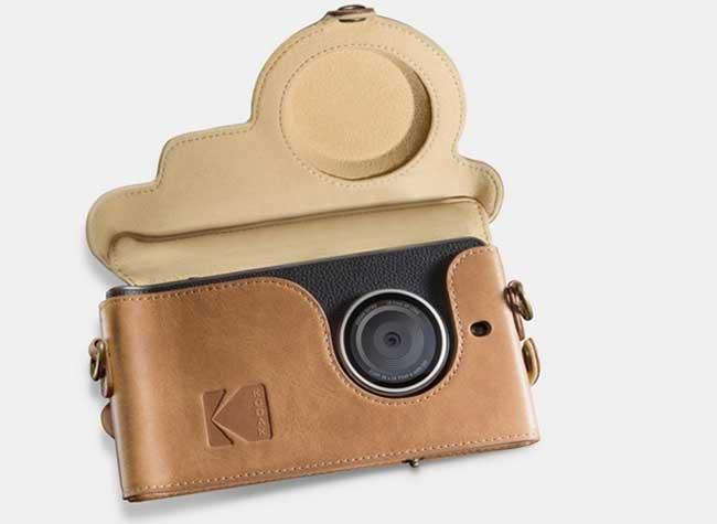 kodak ektra smartphone photographes retro 1 - Retour de l'Iconique Kodak Ektra en version Smartphone