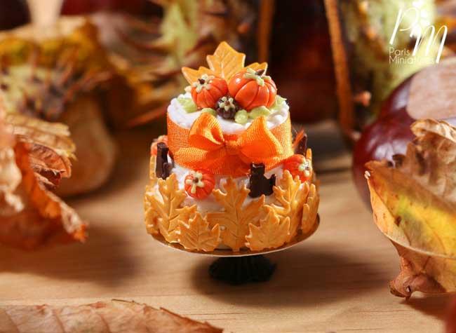 art sculpture patisseries paris miniatures, Mini Pâtisseries Hyper Réalistes Sculptées en Pâte de Polymère