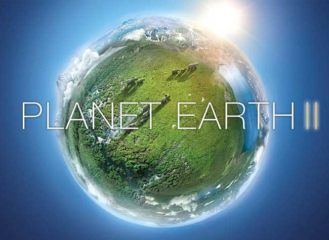 , La Terre et ses Créatures comme vous ne l'Avez Jamais Vue (video)