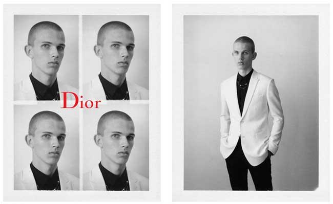 campagne dior homme printemps 2017 black carpet 3 - Dior Homme Ruine ses Costumes pour Jouer les Rebelles (video)