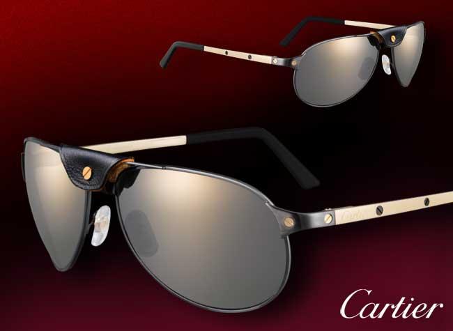 1ad579bf5d cartier lunettes 2017 soleil solaires aviateur 3 - Cartier Revisite les  Lunettes de Soleil Aviateur pour