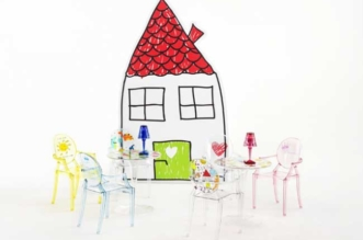 chaise kartell loulou ghost kids enfants 3 331x219 - La Lou Lou Ghost Kartell Kids la Chaise Personnalisée pour Enfant
