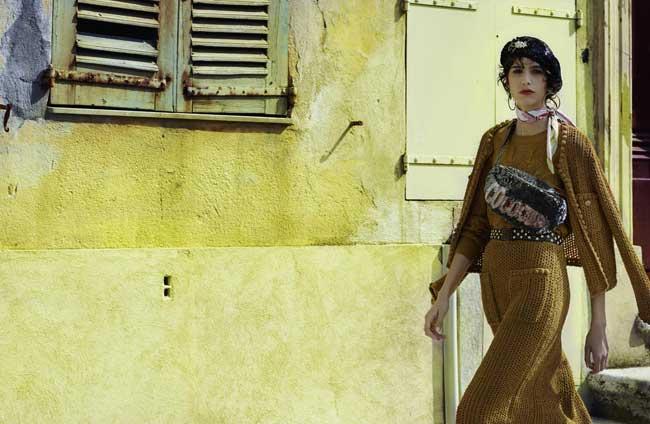 , Chanel Cruise 2017 s'offre une Escapade sur les Plages de Cuba
