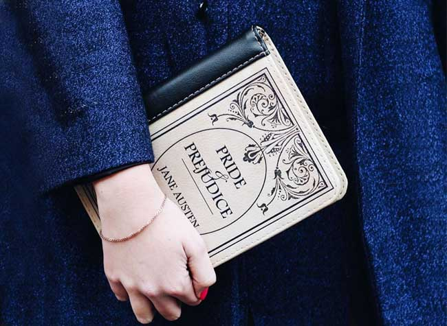 , Afficher vos Styles Littéraires avec ces Pochettes Mode