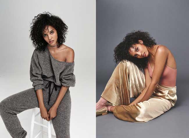 , Les Chats sont Invités chez Free People Loungewear Hiver 2016